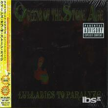 Lullabies to (Japanese Edition + Bonus Tracks) - CD Audio + DVD di Queens of the Stone Age