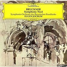 Sinfonia n.6 (Japanese Limited Remastered) - CD Audio di Anton Bruckner
