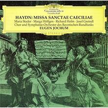 Missa Sanctae Caeciliae (Japanese Edition) - CD Audio di Franz Joseph Haydn,Eugen Jochum