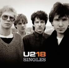 18 Singles (Japanese Edition + Bonus Tracks) - CD Audio di U2
