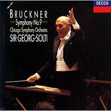 Sinfonia n.9 (Japanese Reissue) - CD Audio di Anton Bruckner