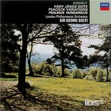 Hary Janos Suite (Remastered) - CD Audio di Zoltan Kodaly,Georg Solti,London Philharmonic Orchestra