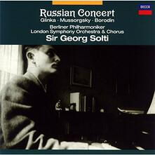 Russian Concert (Japanese Edition) - CD Audio di Georg Solti