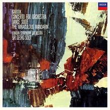 Concerto per orchestra (Japanese Reissue) - CD Audio di Bela Bartok,London Symphony Orchestra