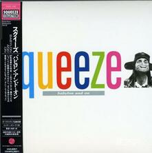 Babylon and on (Japanese Limited Remastered) - CD Audio di Squeeze