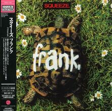 Frank (Japanese Limited Remastered) - CD Audio di Squeeze
