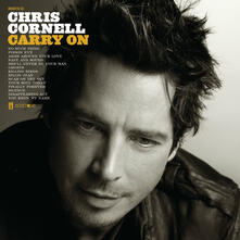Carry on (Japanese Edition) - CD Audio di Chris Cornell