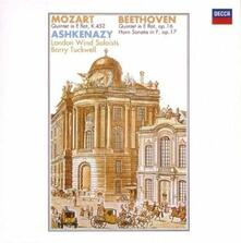 Quintets for Piano (Japanese Limited Remastered) - CD Audio di Ludwig van Beethoven,Wolfgang Amadeus Mozart