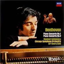 Concerti per Pianoforte (Japanese Limited Remastered) - CD Audio di Ludwig van Beethoven