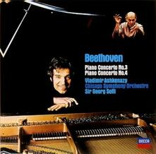 Concerti per Pianoforte (Japanese Limited Remastered) - CD Audio di Ludwig van Beethoven
