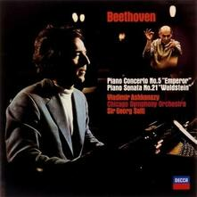 Piano Concerto No.5 (Japanese Limited Remastered) - CD Audio di Ludwig van Beethoven