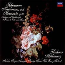 Kreisleriana (Japanese Limited Remastered) - CD Audio di Robert Schumann