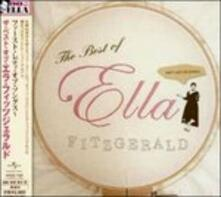 First Lady of Songs (Japanese Edition) - CD Audio di Ella Fitzgerald