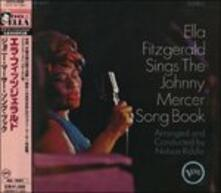 Sings Johnny Mercer (Japanese Limited Edition) - CD Audio di Ella Fitzgerald
