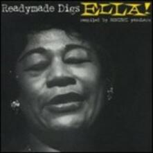 Readymade Digs (Japanese Edition) - CD Audio di Ella Fitzgerald
