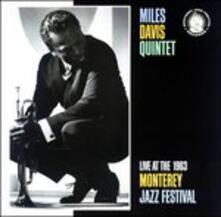 Live at the 1963 Monterey (Japanese Edition) - CD Audio di Miles Davis