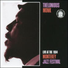 Live at the 1964 Monterey (Japanese Edition) - CD Audio di Thelonious Monk