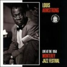 Live at the 1958 Monterey (Japanese Edition) - CD Audio di Louis Armstrong