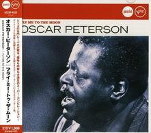 Jazz Club. Fly Me to the Moon (Japanese Edition) - CD Audio di Oscar Peterson