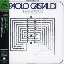 Finale (Japanese Limited Remastered) - CD Audio di Paolo Castaldi