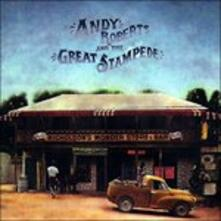And The Great Stampede (Japanese Edition) - CD Audio di Andy Roberts