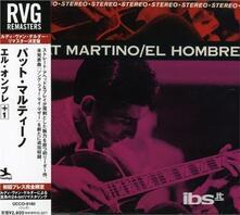 El Hombre (Japanese SHM-CD) - SHM-CD di Pat Martino