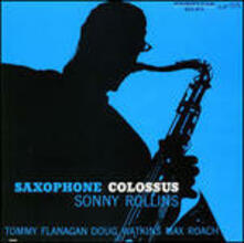 Saxophone Colossus (Japanese Limited Edition) - CD Audio di Sonny Rollins