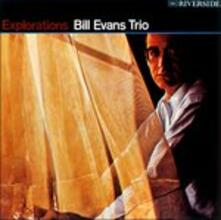 Explorations (Japanese Edition) - CD Audio di Bill Evans