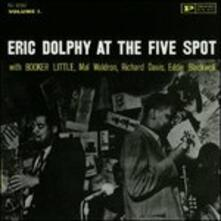 At the 5 Spot vol.1 (Japanese Limited Remastered) - CD Audio di Eric Dolphy