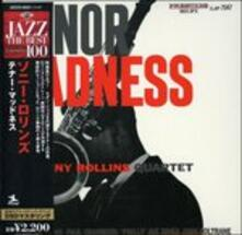 Tenor Madness (Japanese Limited Edition) - CD Audio di Sonny Rollins