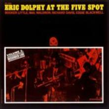 At the 5 Spot vol.2 (Japanese Limited Remastered) - CD Audio di Eric Dolphy