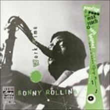 Work Time (Japanese Limited Edition) - CD Audio di Sonny Rollins