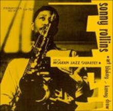 With the Modern Jazz (Japanese Limited Remastered) - CD Audio di Sonny Rollins