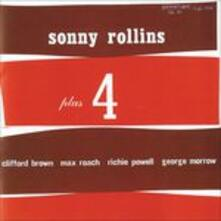 Sonny Rollins Plus 4 (Japanese Limited Edition) - CD Audio di Sonny Rollins