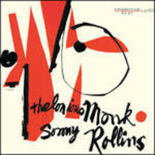 And Sonny Rollins (Japanese Limited Remastered) - CD Audio di Thelonious Monk