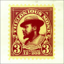 Unique (Japanese Limited Edition) - CD Audio di Thelonious Monk