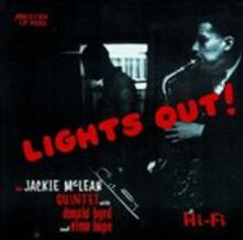 Lights Out ! (Japanese Limited Edition) - CD Audio di Jackie McLean