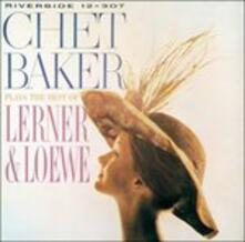 Plays the Best of Lerner (Japanese Edition) - CD Audio di Chet Baker