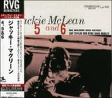 4, 5 and 6 (SHM-CD Japanese Limited Remastered) - SHM-CD di Jackie McLean