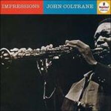Impressions (SHM-CD Japanese Edition) - SHM-CD di John Coltrane