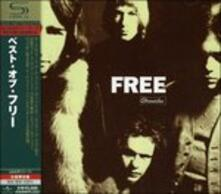 Best of Free (Japanese SHM-CD) - SHM-CD di Free