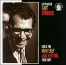 Live at the Monterey Jazz (Japanese Edition) - CD Audio di Dave Brubeck