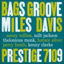 Bags Groove (SHM-CD Japanese Edition) - SHM-CD di Miles Davis