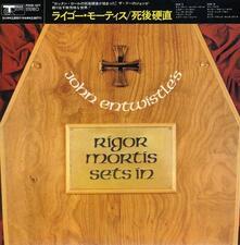 Rigor Mortis Sets (SHM-CD Japanese Edition) - SHM-CD di John Entwistle
