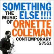 Somethin Else (SHM-CD Japanese Edition) - SHM-CD di Ornette Coleman
