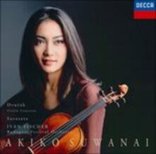 Concerti per Violino (Japanese Edition) - CD Audio di Antonin Dvorak,Pablo de Sarasate