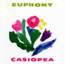 Euphony - CD Audio di Casiopea