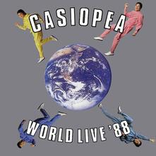 Casiopea World Live '88 - CD Audio di Casiopea