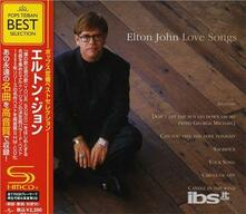 Love Songs (Japanese SHM-CD) - SHM-CD di Elton John