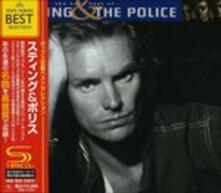 Best of (SHM-CD Japanese Edition) - SHM-CD di Sting